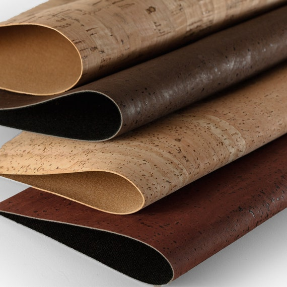 Vegan Leather Fabric Cork Fabric Portugal Supplier