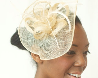 Ivory Kentucky Derby Fascinator