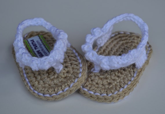 Crocheting Baby Shoes : Baby Infant Girl Shoes, Crochet Baby Sandals, Crochet Baby Shoes, Baby ...