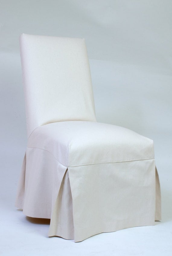 Parson Chair Slipcovers Custom Images