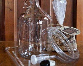 Home Brewing Kit + Mix