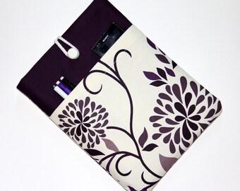 iPad Air Case, iPad Sleeve, Padded Nexus10 case,iPad Air Cover with Pocket, Handmade iPad case with Zipper