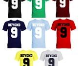 Beyond 9 Replica T-Shirt Girls' Generation SNSD Big Bang Style