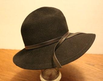 Black Women's hat