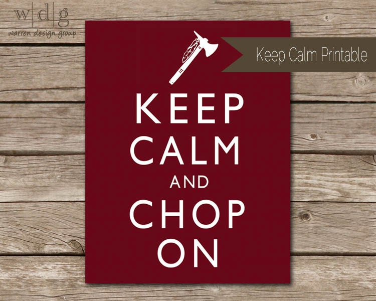 Alyssactndg Keep Calm Eat Fried Chicken: Keep Calm College Football Printable Florida State University