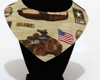 Be All You Can Be - Army Pet/Dog Reversible Pet Bandanas