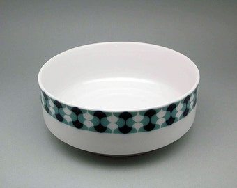Eschenbach porcelain bowl / serving dish (Bavaria, 1970s)