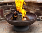 "Ohio Flame 30"" Patriot Fire Pit (Made in the USA)"