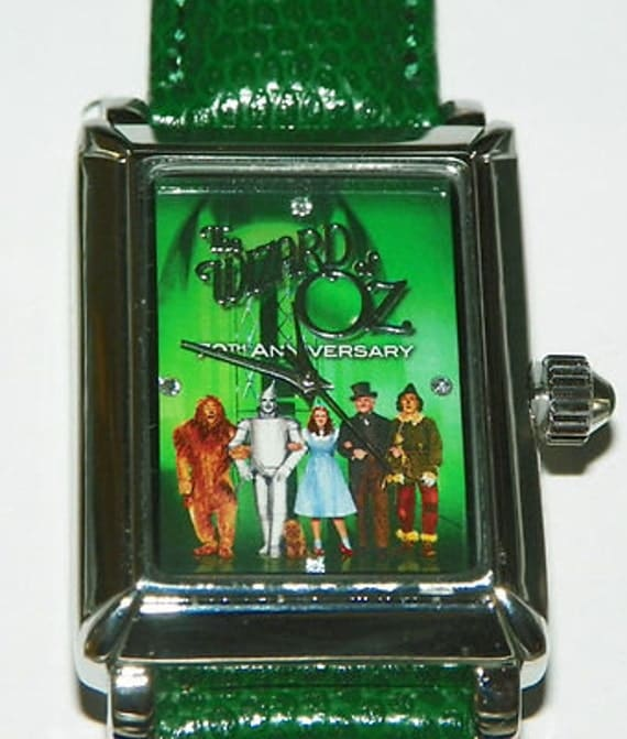 Wizard Of Oz Watch Vintage Collectible Watch By Gizziesgifts