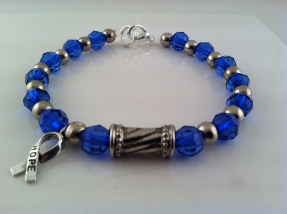 men 39 s prostate cancer awareness bracelet