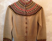 Top Ten Vintage Christmas Jumpers from Etsy
