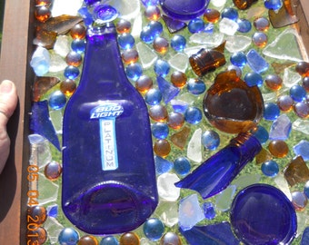 Bud Light Stainglass