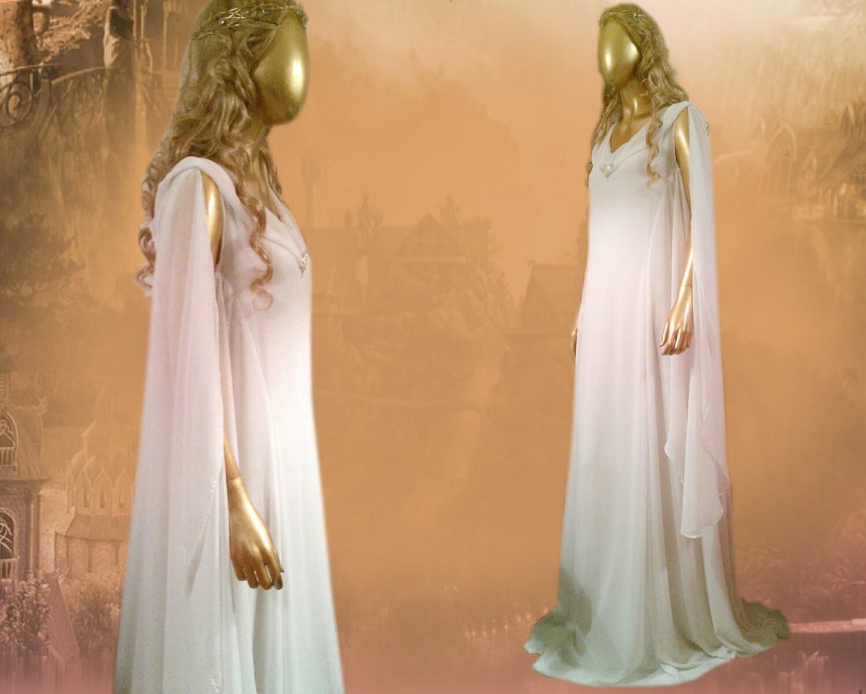 wedding gowns lady galadriel