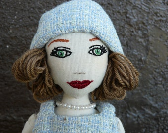 OOAK Art Doll Maï 25
