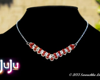"""Tutorial for Necklace """"Pretty Little Thing"""""""