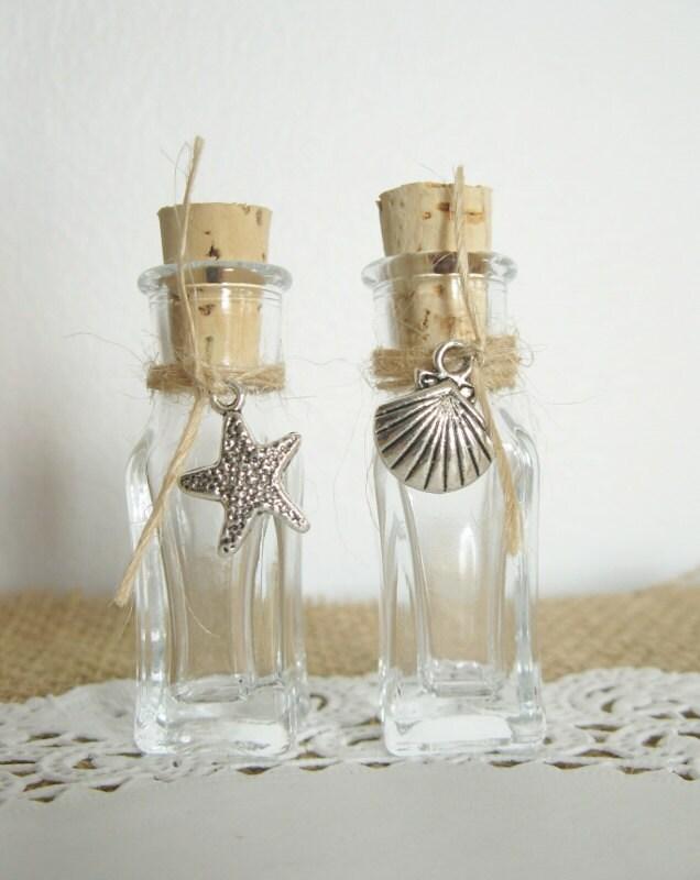 Sand Bottle Wedding Favor for Your Beach Wedding Your