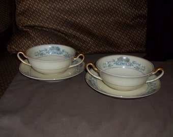 Bavaria Soup Bowls set of 2