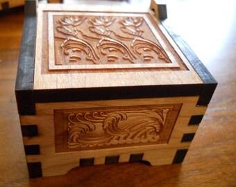 Cherry Water Themed Box