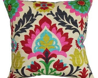 Waverly Santa Maria  Desert Flower Pillow Cover -Choose your size
