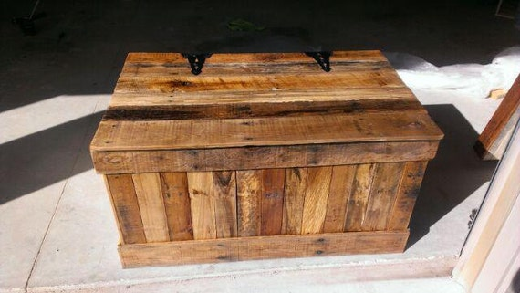 Items Similar To Hidden Compartment Reclaimed Pallet Wood