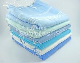 S A L E, Turkish Towel, Peshtemal, Bridesmaid Gift, Cotton Bath Towel, Beach Towel, Gift For Men, Hammam, Spa Towel, Turkish Bath Towel,