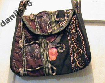 STYLISH UZBEK SUZANI ladies bag