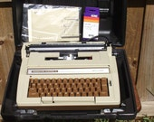 Smith Corona Electric Typewriter circa 1970