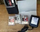 Retro Sony Micro Cassette Recorder