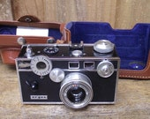 Argus C3 Brick 1950s Film Camera