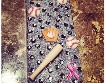 Softball, baseball iPhone case made to order
