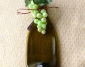 Recycled Wine Bottle Cheese Tray