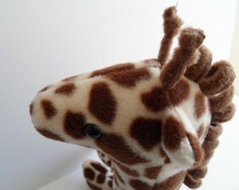 Jimmy Giraffe Soft and Cuddly