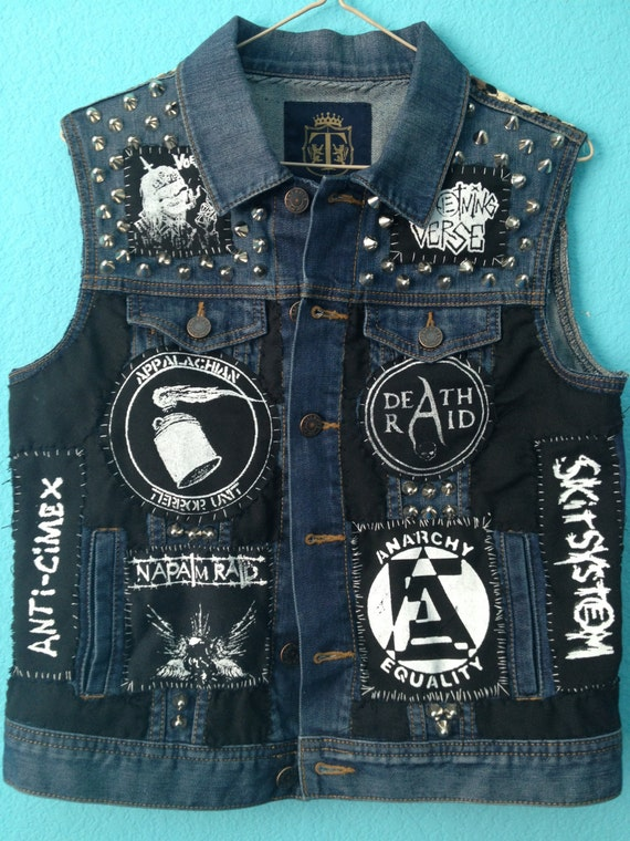 Womens Jean Vests