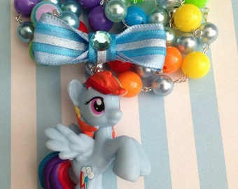 Rainbow Dash - My Little Pony Necklaces - MLP:FiM