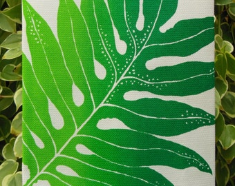 Hawaiian Laua'e Fern Kitchen Towel