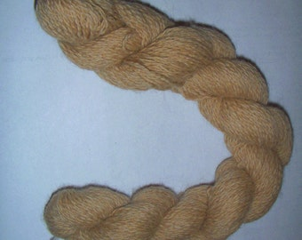 Yarn Alpaca Fingerling Beige