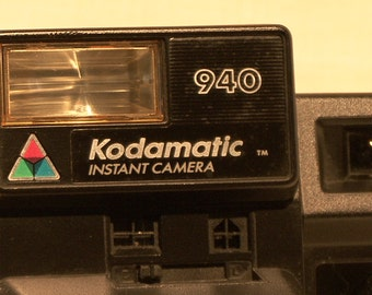 Kodak Kodamatic 940 Instant Camera