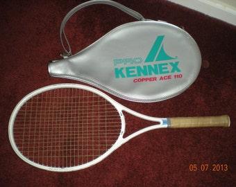 Pro Kennex Copper Ace 110 SL 1 -4 1/8 SL Classic Tennis Racquet