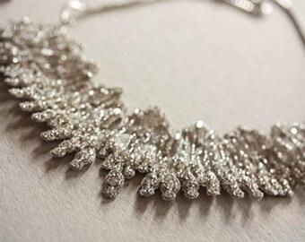 Wedding necklace - Stars