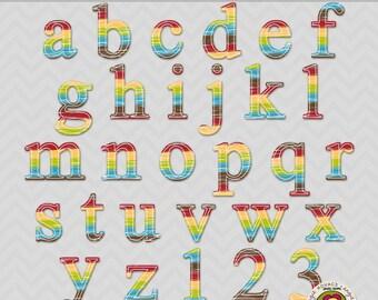 Sup, d00d Digital Alphabet Set