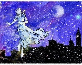 Wendy - Disney Print