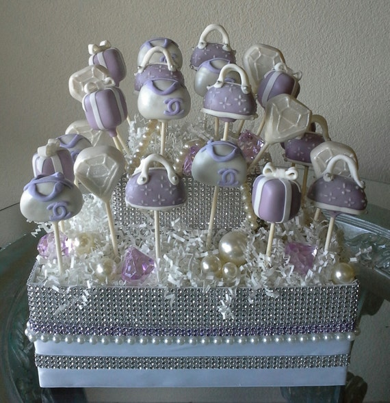 cake pop decorating ideas for weddings lavender rhinestone cake pop display stand by 2282