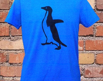 Socially Awkward Penguin meme T-Shirt