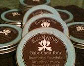 Eucalyptus Baby Chest Rub