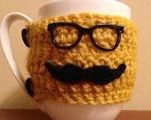 Fancy Mustache Cozy