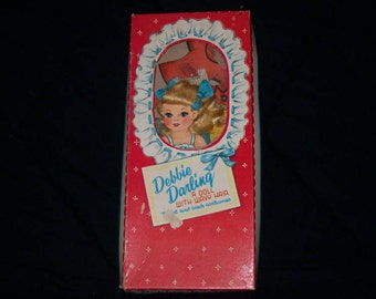 1952 Debbie Darling Paper Doll