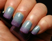 NEW Fe's Chameleon  Color Changing Thermal Handmade Glitter Nail Polish / Lacquer