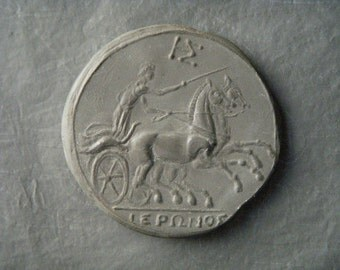 CLASSICAL COIN MEDALLION reproduction