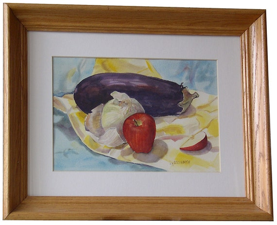 Https Www Etsy Com Listing 129562841 Kitchen Decor Food Art Still Life With