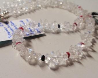 Herkimer Diamond Necklace  (JK 627)